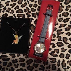 • Disney's tinkerbell watch •